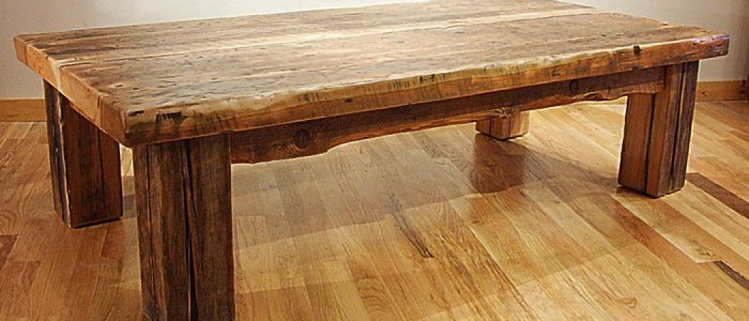 5f2435620c4965d915d0a361b2817128--rustic-wood-coffee-table-wood-end-tables